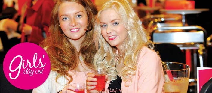 Entry to Girls' Day Out Show, from £12