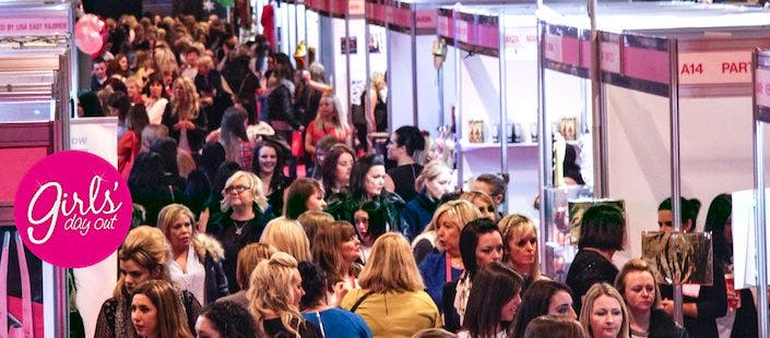 Entry to Girls' Day Out Show on Friday 2nd December 2016 at SECC, from £12