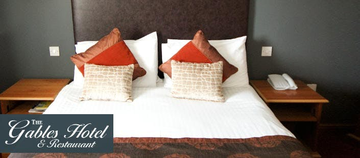 £69 for an Overnight B&B Stay for 2