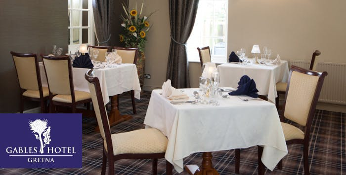 1 or 2 Night B&B Stay with Option of Dinner for 2, from £69