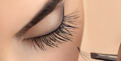 £22 for a Full Set of Semi-Permanent Eyelashes