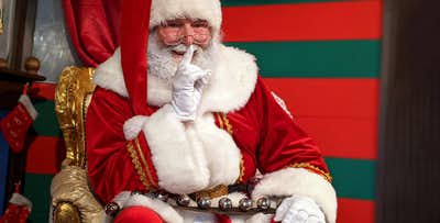 Magical Home Santa Experience; from £12.50