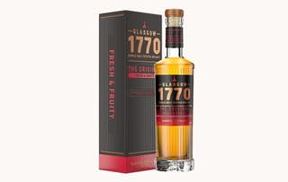 Bottle of Glasgow Whisky