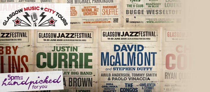 £20 for 2 Tickets for Jazz Festival Walking Tour from 24th-26th June