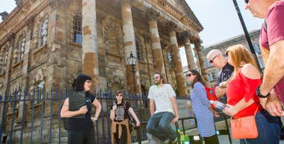 £28 for a Guided Walking Tour of Glasgow's Music Scene for 2. £60 for Private Tour for 4