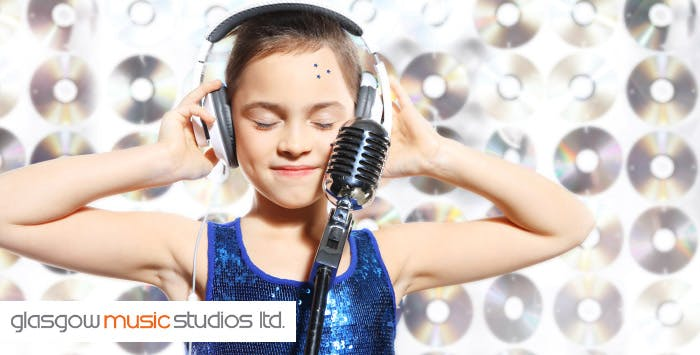 £70 for a Fun Pop Star Recording & Voice Coaching Experience for up to 8