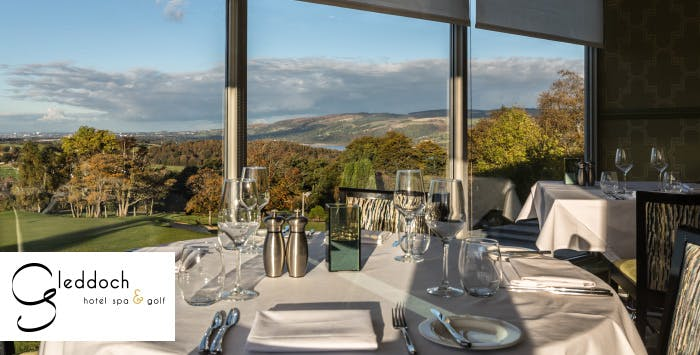 £129 for an Overnight Stay with Dinner for 2