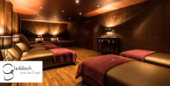 £35 for a Spa Experience with Lunch for 2