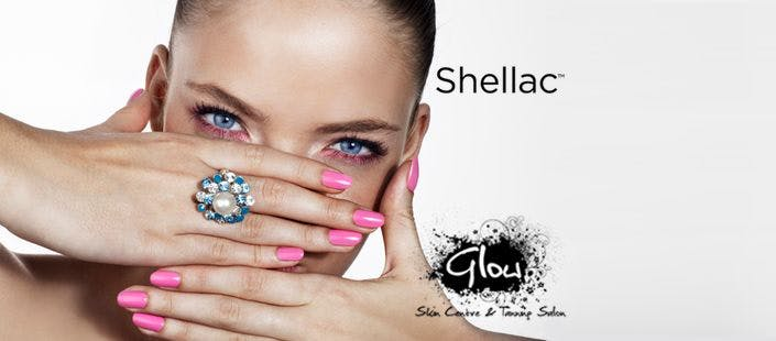 £15 for a Full Body Australian Gold Spray Tan + Shellac Gel Polish