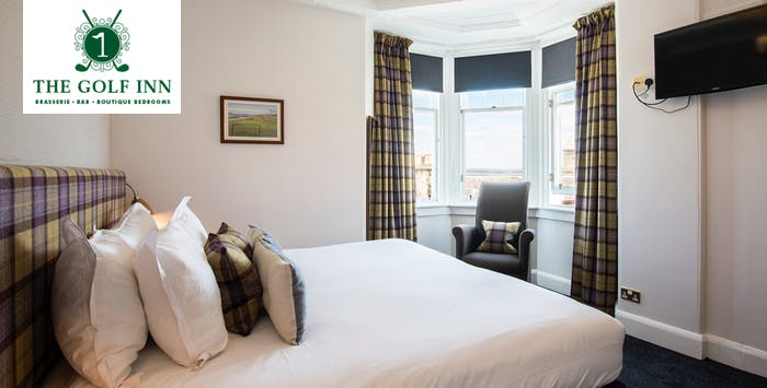 1 or 2 Night B&B Stay with Cream Tea & Prosecco for 2, from £99