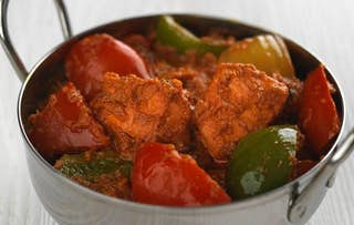 Takeaway Indian Meal