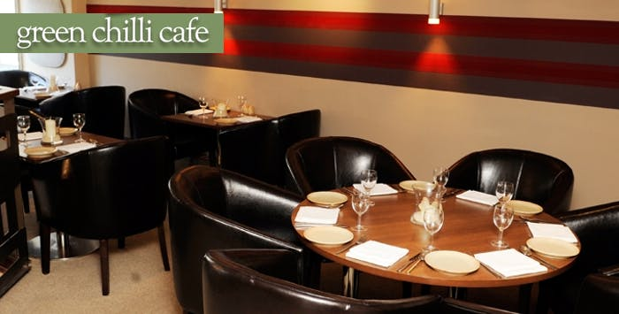 £22 for a 2 Course Indian Meal + Glass of Wine Each