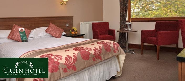 £85 for an Overnight DB&B Stay for 2