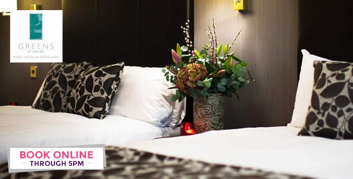 Overnight Stay with Breakfast & Optional Dinner Spend for 2; from £59