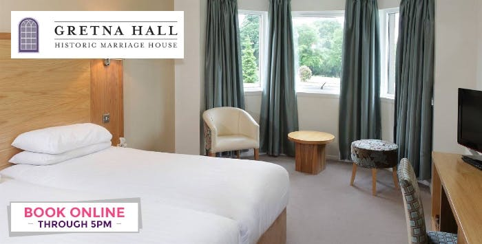 Overnight Stay with Breakfast & Optional Dinner for 2; from £49