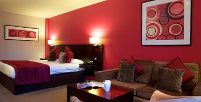 Overnight Stay with Option of Dinner for 2, from £39
