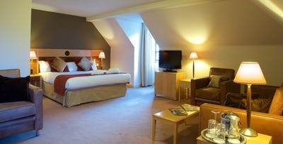 Glasgow Overnight Stay With Dinner Bottle Of Wine For 2 From 95