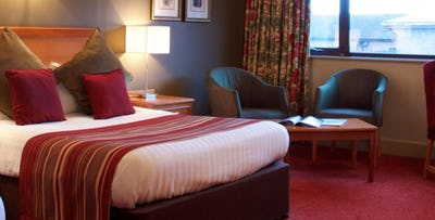 £49 for an Overnight B&B Stay + Wine for 2