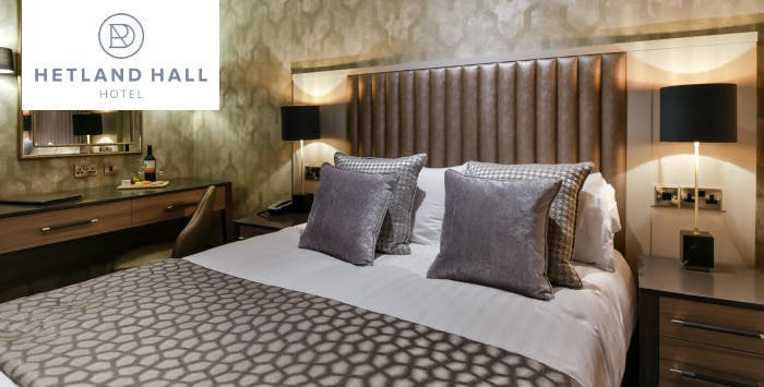 £79 for an Overnight Break with Dinner for 2