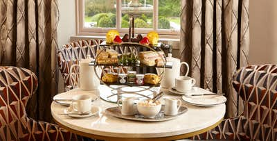 Afternoon Tea with Optional Prosecco for 2, from £16
