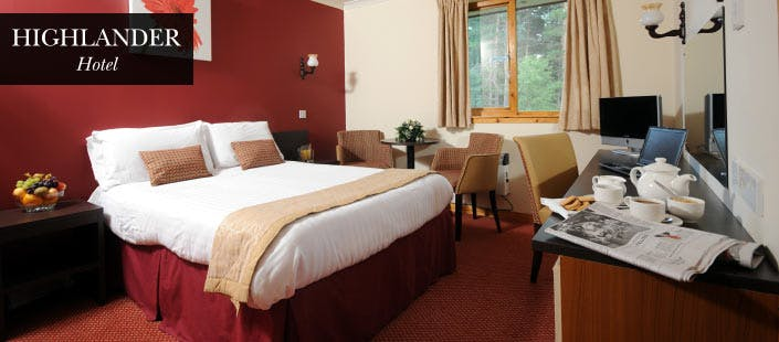 £99 for a 2 Night Break + Dinner on 1st Night & Bottle of Wine for 2