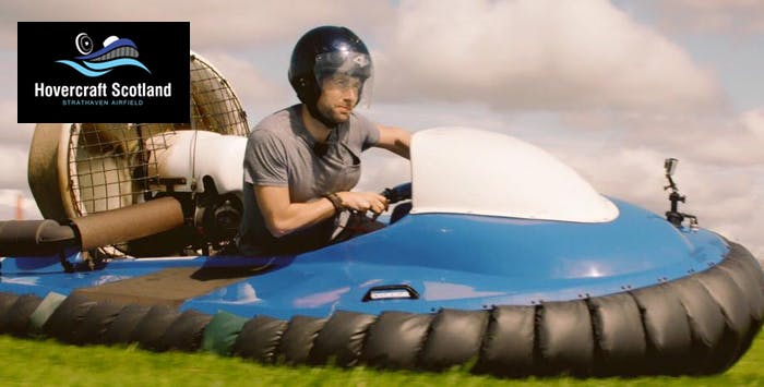 £69 for an Individual Hovercraft Experience