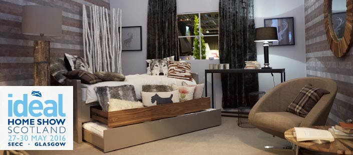 £12 for 2 x Tickets to Ideal Home Show Scotland at SECC