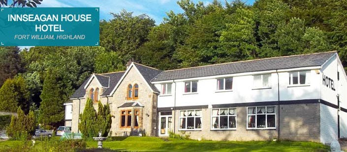 £70 for an Overnight B&B Stay for 2