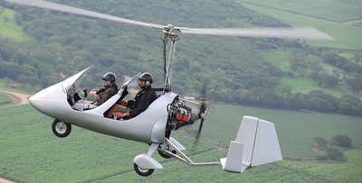 £89 for a Gyrocopter Flight for 1