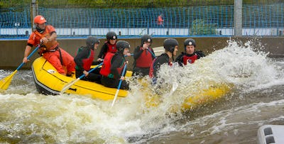 £37 for White Water Activities for 1