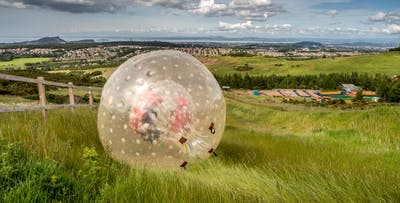 Zorbing Day for 2, from £42.50