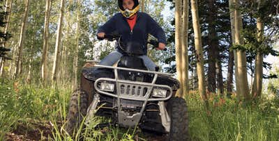 £45 for a Quad Biking Experience for 1