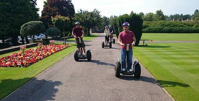 £35 for a Segway Experience for 1