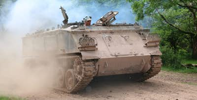 £65 for a Tank Driving Experience for 1