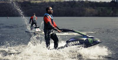 £39.50 for a Stand Up Jet Ski Lesson