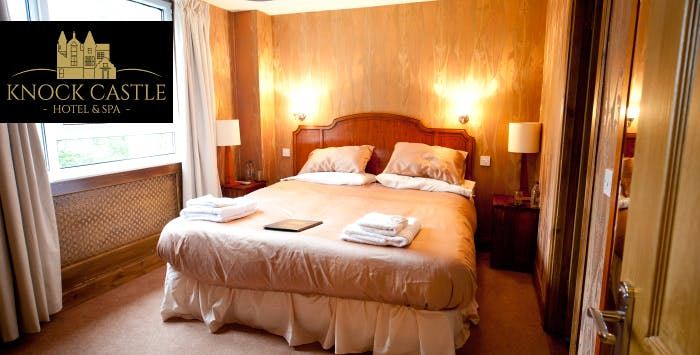 £89 for an Overnight B&B Stay with Spa Discount for 2