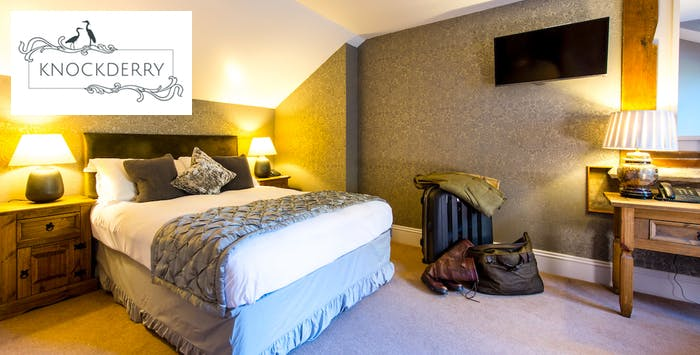 2 Night Luxury B&B Break with Dinner on 1st Night for 2, from £199