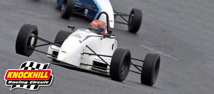 Tickets to the Scottish Championship Car Racing on Sunday 1st May, from £8