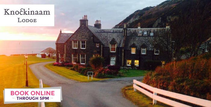 1 or 2 Night B&B Stay + Option of Dinner for 2, from £135