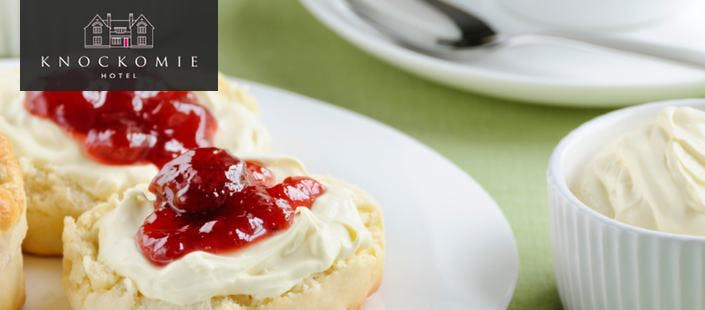 £139 for a 2 Night Mini-Break + Cream Tea & Prosecco for 2