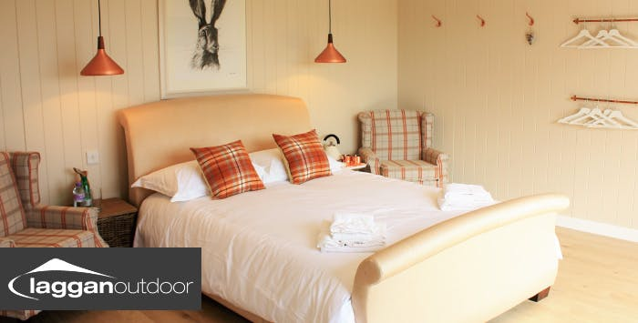 1, 2 or 3 Night Stay in Sea View Snug for 2 People at GG's Yard, from £60