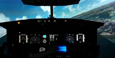 £129 for a 30 Minute Flight, 30 Minute Simulator Session + 3 Month Membership