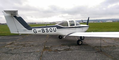 £179 for a 50 Minute Flying Lesson in 2 Seater Aeroplane