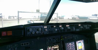 Choice of Flight Simulation Experience at Glasgow Airport, from £39