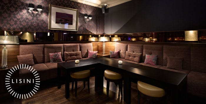£110 for a Girls Night Out + Cocktails & Dinner