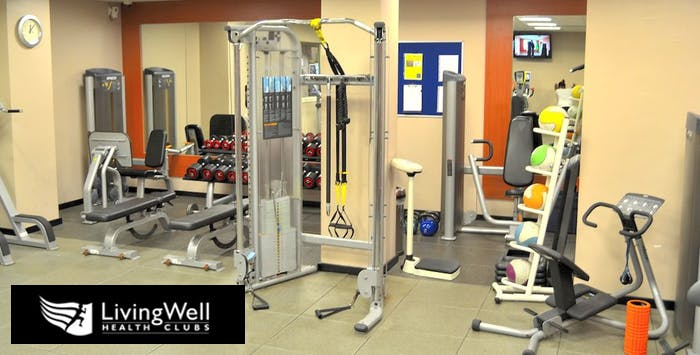 £29 for a 10 Session Membership for 1 at LivingWell