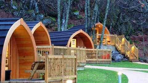 2 or 3 Night Lodge Stay
