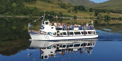 Afternoon Tea & Cruise; from £16