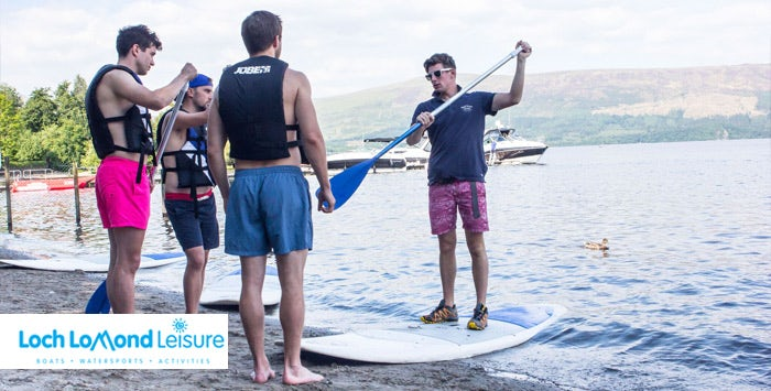 Stand Up Paddleboarding, from £15