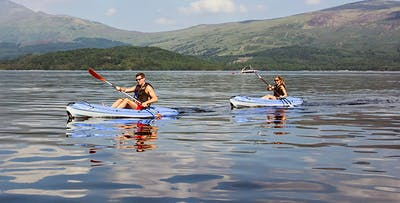 2 or 4 Hour Kayak Session, from £15